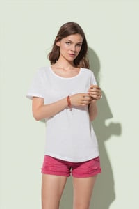 Stedman STE9320 - Crew neck T-shirt for women Stedman - ORGANIC SLUB