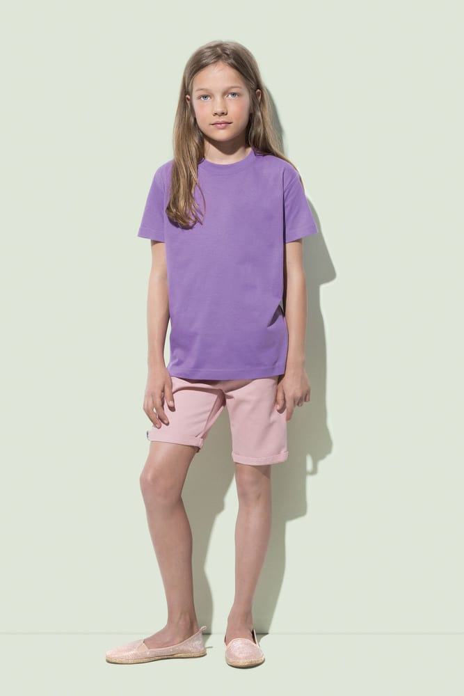 Crew neck T-shirt for children Stedman
