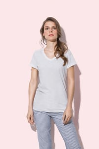 Stedman STE9510 - T-shirt V-neck Sharon SS for her