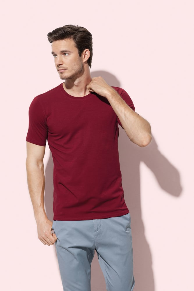 Stedman STE9600 - Tee-shirt pour Homme Col Rond