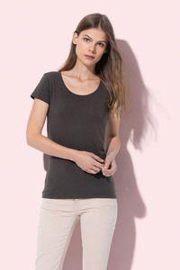 Stedman STE9700 - Crew neck T-shirt for women Stedman - CLAIRE