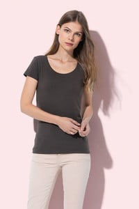 Stedman STE9700 - Crew neck T-shirt for women Stedman - CLAIRE