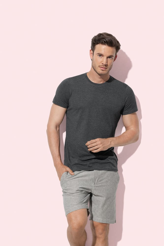 Tee-shirt col rond pour homme