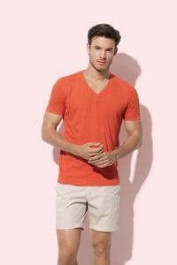 Stedman STE9810 - V-neck T-shirt for men Stedman - LUKE