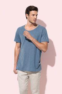 Stedman STE9850 - Oversized fashion crew neck T-shirt for men Stedman - DAVID
