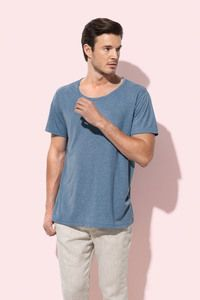 Stedman STE9850 - Oversized fashion crew neck T-shirt for men Stedman - DAVID