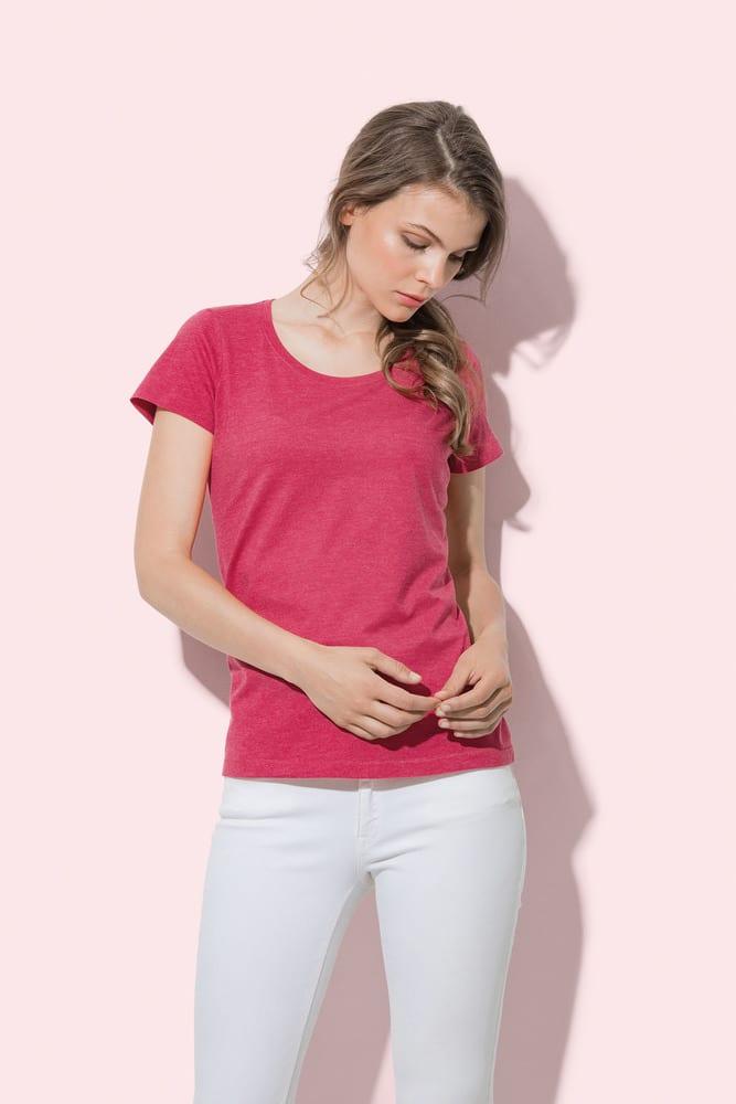 Tee-shirt col rond pour femmes