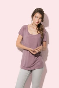 Stedman STE9950 - Oversized fashion crew neck T-shirt for women