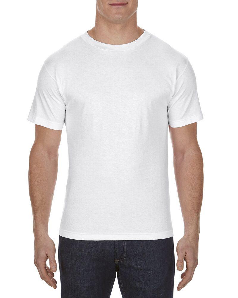 Alstyle AL1301 - T-Shirt adulte 100 % coton, 6 oz.