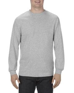 Alstyle AL1304 - T-Shirt à manches longues en coton 100 % 6,0 oz. pour adulte