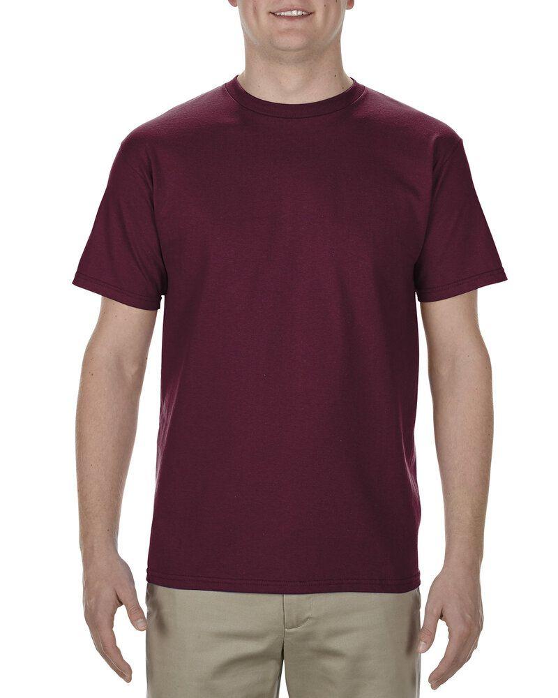 Alstyle AL1701 - Adult 100% Soft Spun Cotton T-Shirt