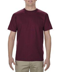 Alstyle AL1701 - T-Shirt adulte 5,5 oz, 100% coton filé doux