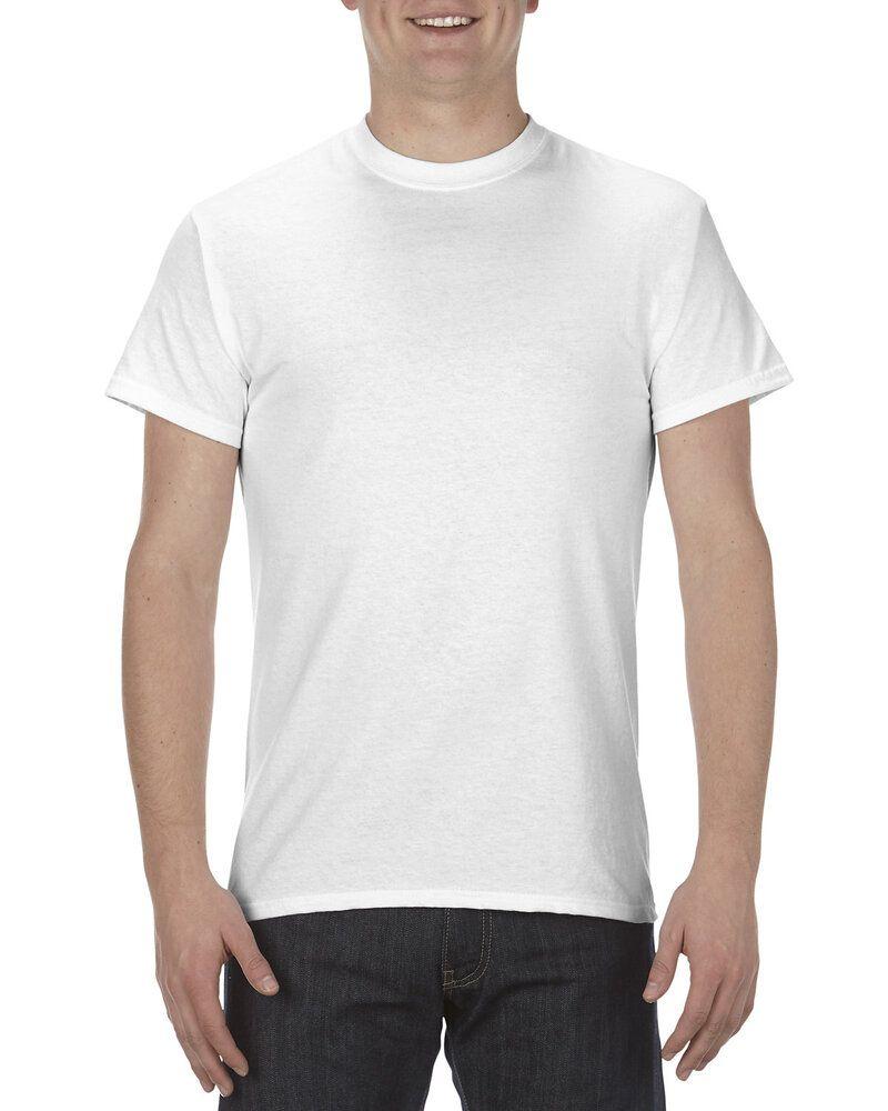 Alstyle AL1901 - T-Shirt adulte 100 % coton, 5,1 oz.