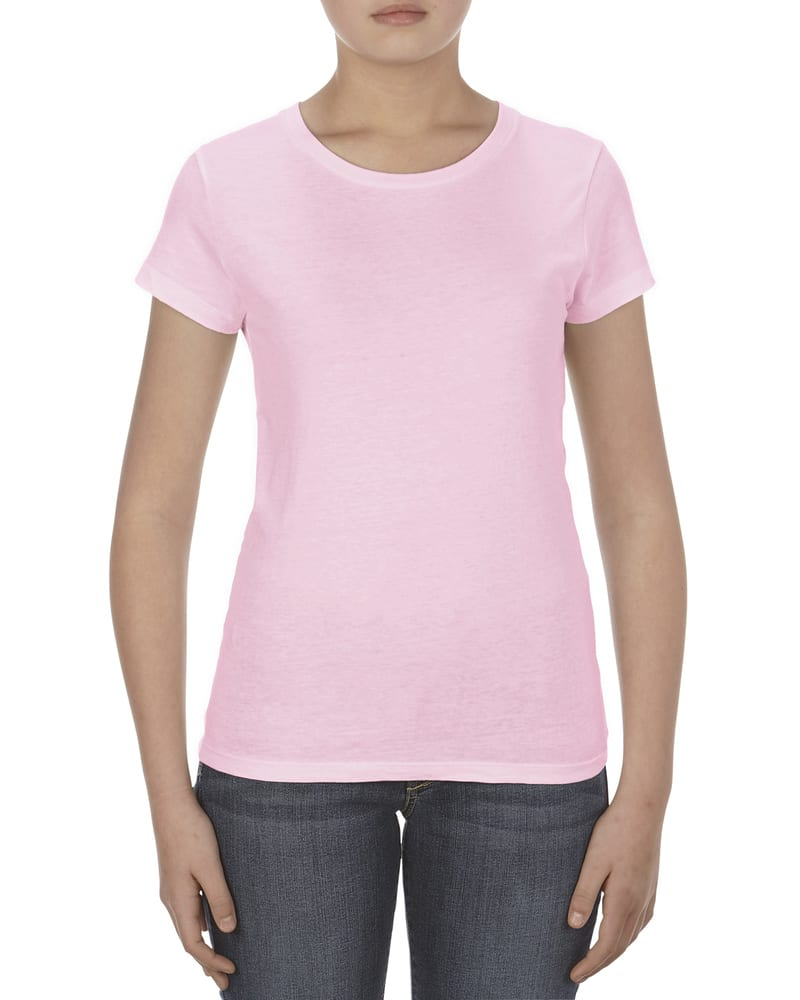 Alstyle AL2562 - Missy 4.3 oz., Ringspun Cotton T-Shirt