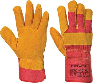 Portwest A225 - Fleece Lined Rigger Glove