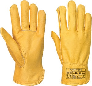 Portwest A271 - Lined Driver Glove