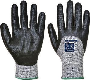 Portwest A621 - Cut Nitrile Foam Glove