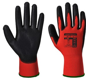 Portwest A641 - Red Cut Glove - PU