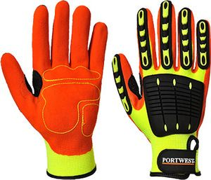 Portwest A721 - Anti Impact Grip Glove