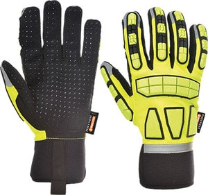 Portwest A725 - Safety Impact Glove Lined