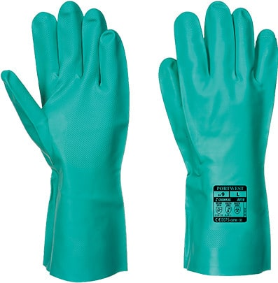 Portwest A810 - Nitrosafe Chemical Gauntlet