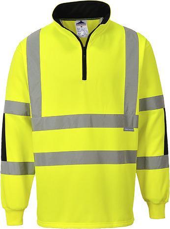 Portwest B308 - Xenon Rugby Sweatshirt