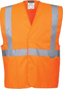 Portwest C472 - Hi-Vis 1 Band Vest