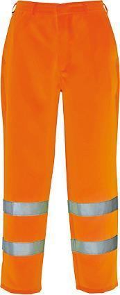 Portwest E041 - Hi-Vis P/C Trouser