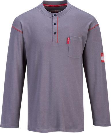 Portwest FR02 - Bizflame Henley Neck T-Shirt