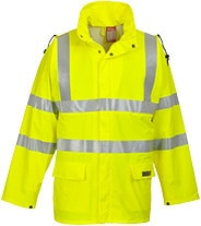 Portwest FR41 - Sealtex Flame Hi-Vis Jacket