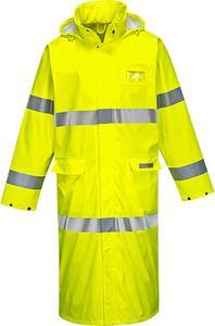Portwest FR44 - Sealtex Flame Hi-Vis Coat  50