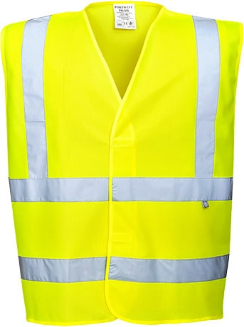 Portwest FR75 - Hi-Vis FR Treated Vest