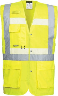 Portwest G476 - Glowtex Executive Vest