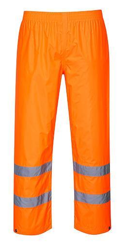 Portwest H441 - Hi-Vis Rain Trousers