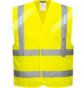 Portwest L470 - Vega Hi-Vis LED Vest