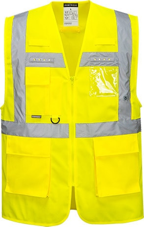 Portwest L476 - Orion LED Executive Vest
