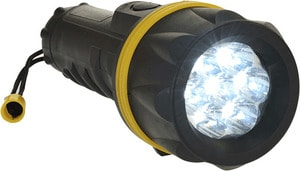 Portwest PA60 - 7 LED Rubber Torch