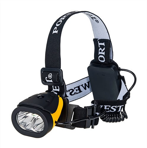 Portwest PA63 - Dual Power Headlight