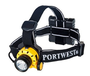Portwest PA64 - Ultra Power Headlight