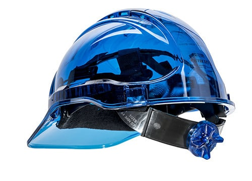 Portwest PV60 - Peak View Ratchet Vent Helmet