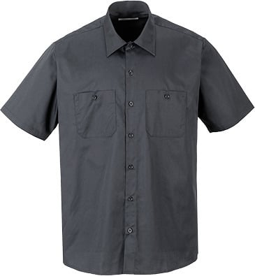 Portwest S124 - Industrial Work Shirt  S/S