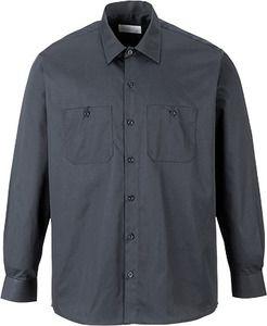 Portwest S125 - Industrial Work Shirt  L/S
