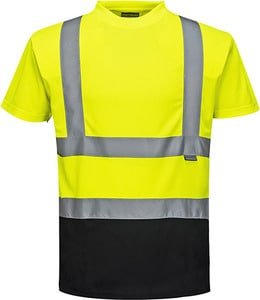 Portwest S378 - Hi-Vis 2-Tone T-Shirt