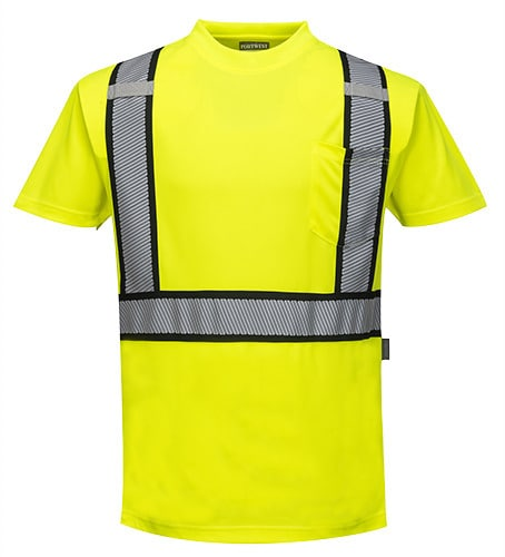 Portwest S395 - Detroit Short-Sleeved T-Shirt
