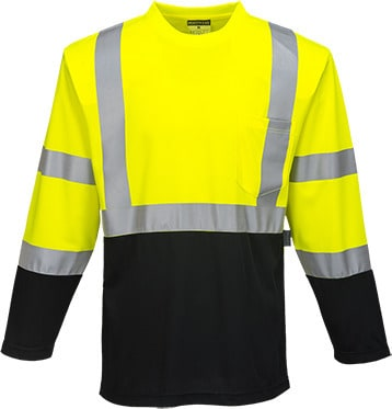 Portwest S398 - Laguna Long-Sleeved T-Shirt