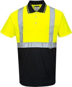 Portwest S479 - Hi-Vis 2-Tone Polo Shirt