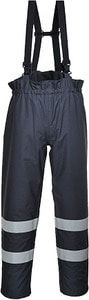 Portwest S771 - Bizflame Rain Trousers Lined