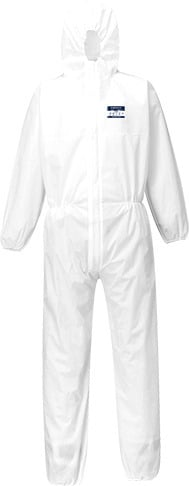 Portwest ST30 - Biztex Coverall SMS 55g (50pc)