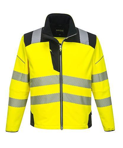 Portwest T402 - PW3 Hi-Vis Softshell Jacket