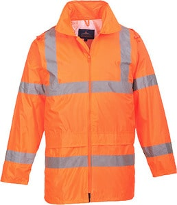 Portwest UH440 - Hi-Vis Rain Jacket